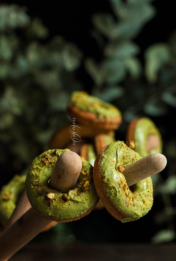 donuts-de-pistacho